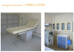 Attrezzature ambulatoriali 2