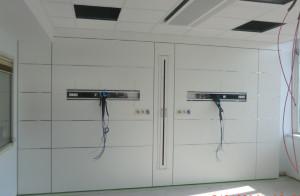 Immagine parete tecnica attrezzatile e ispezionabile 2
